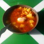 Рецепт: мексиканский суп