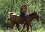 Более 40 казаков отправятся из Волгограда в Астрахань конным походом