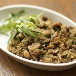 Рецепт: грибы с тархуном