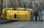 В Донецке Ростовской области сотрудник администрации врезался в газель с пассажирами