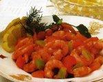 Рецепт: креветки по‑креольски