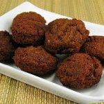 Рецепт: луково-грибные шарики