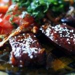 Рецепт: свинина в глазури по‑нюрнбергски