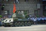 На 69-ю годовщину Победы в Волгограде примут участие в параде около 1000 военнослужащих и более 20 единиц военной техники