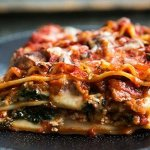 Рецепт: вегетарианская лазанья с баклажанами