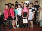 КВНщики в гостях у Коксовских школьников