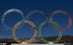 Главный символ Игр – Олимпийские кольца из Сочи отправяться в Грецию