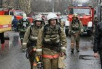 В Красноармейском районе  Волгограда эвакуировали людей из-за пожара