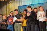Четвертьфинал Белокалитвинской лиги КВН в Большом зале ДК