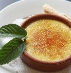 Рецепт: крем-брюле традиционный