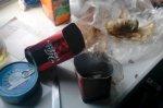 Пенсионер из Киева пытался провести в поезде наркотики