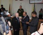 В Ейске ветеран получил свою заслуженную медаль спустя 70 лет