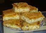 Рецепт: cлоеный пирог с сыром