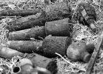 В Таганроге после субботника в мешке с мусором обнаружили гранату