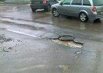 В Белой Калитве идет ямочный ремонт городских дорог