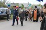 Митинг, посвященный 69 годовщине Великой Победы советских войск