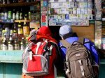 Информирует отделение дознания: реализация алкогольной продукции несовершеннолетним