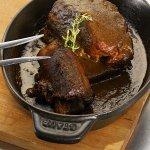 Рецепт: ребра в соусе барбекю