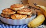 Рецепт: сырники с бананом