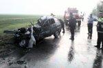 В Ростовской области страшная авария унесла жизни четырех человек