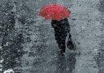 Сильный дождь с грозой и градоv ожидается в Ростовской области