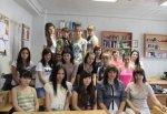 В училище № 66 открытый классный час будущих парикмахеров