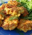 Рецепт: легкие котлеты из курицы