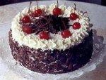 """Рецепт: торт """"Черный лес"""""""