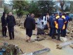 В Адыгее полным ходом идет устранение последствий подтопления