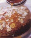 Рецепт: кекс с апельсином и кокосом