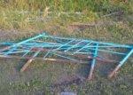 Преступники похищали с могил металлические оградки и столики