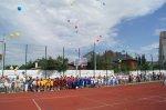 На стадионе Калитва новая спортивная площадка