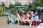Концерт ребят из ДК Заречный в социально - реабилитационном центре