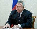 Губернатор Ростовской области Василий Голубев заморозит цены на электричество в рамках соцнормы