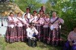 8 июня в хуторе Дядин традиционные Троицкие гуляния