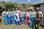 Троицкие гуляния в хуторе Дядин видео