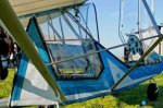 В Ростовской области пилот рухнув с высоты 50 метров, остался жив