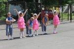 В поселке Коксовом мероприятие в честь Дня защиты детей