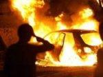 В Первомайском районе Ростова сгорели шесть дорогих иномарок