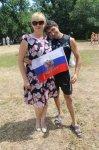 День России в поселке Коксовом
