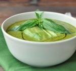 Рецепт: суп из щавеля и авокадо
