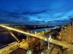 В Ростове проезд под Ворошиловским мостом ограничат до октября
