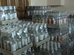 В Волгодонске и Цимлянском районе Ростовской области обнаружено 30 тонн левого алкоголя