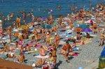 В Сочи на пляжах станет меньше торговых точек