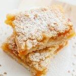 Рецепт: абрикосовый пай