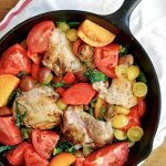 Рецепт: курица в паприке с овощами