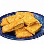 Слоеный пирог с картофелем и мятой