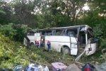 Крупное ДТП с автобусом под Новороссийском, пострадали 36 детей из Волгограда