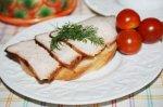 Рецепт: индюшачья грудка для бутербродов