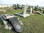Под Волгоградом задержали вандалов разгромивших кладбище